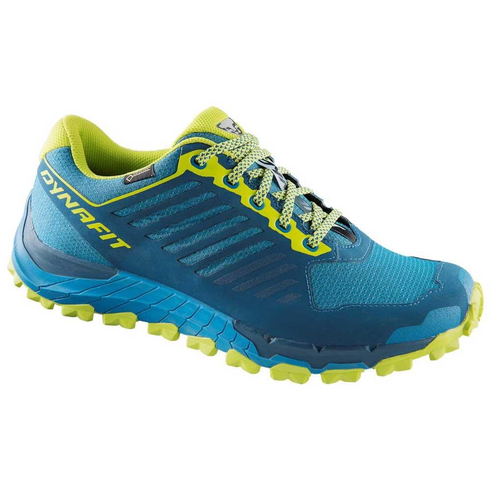 Dynafit Trailbreaker Goretex EU 40 1/2 Mykonos Blue / Lime Punch