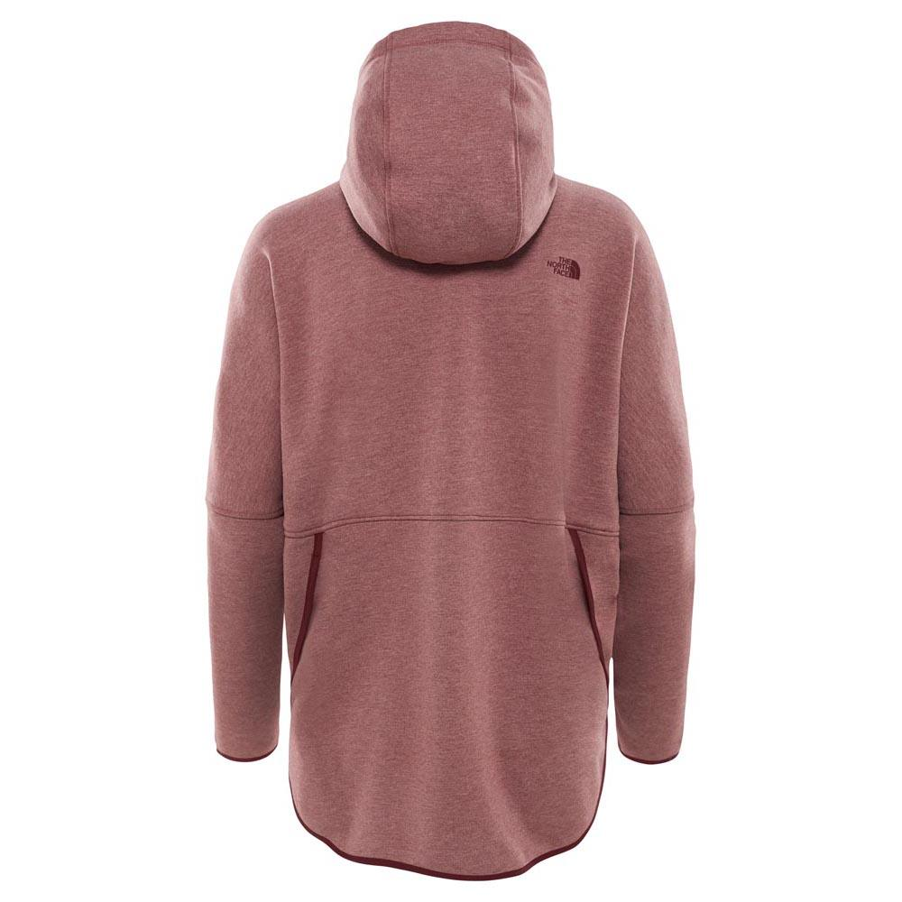 The North Face Face Face Cozy Slacker Fullzip Fig Heather , Pile The north face , montagna 7cf509