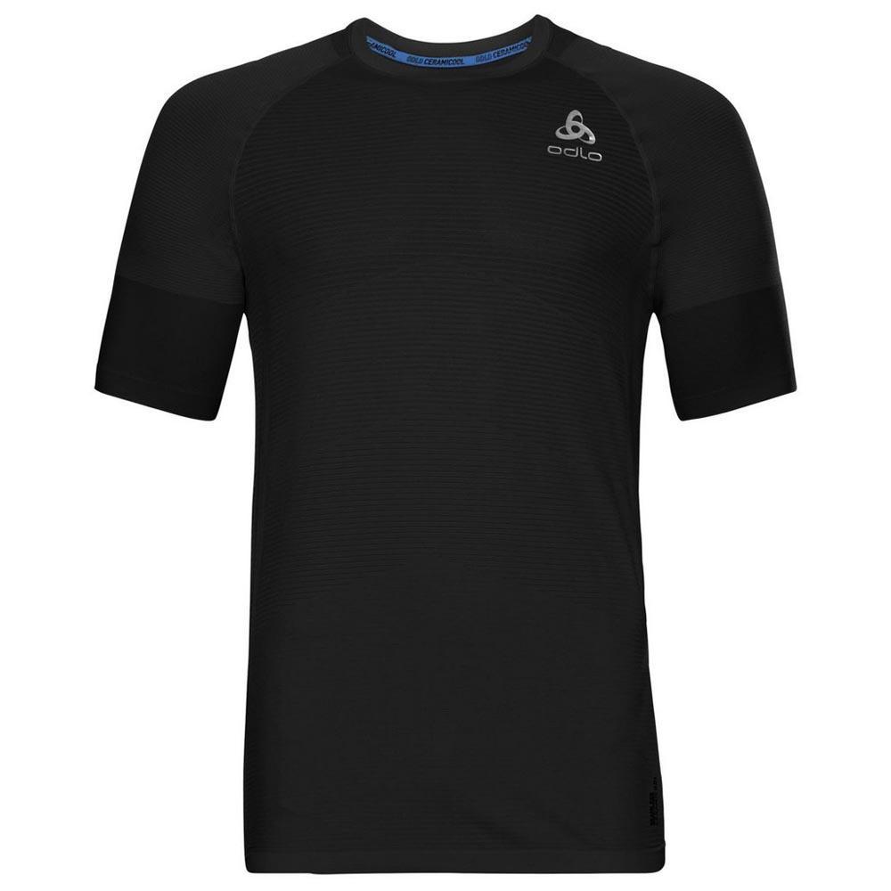 Odlo T-shirt Manche Courte Ceramicool Motion L Odlo Graphite Grey