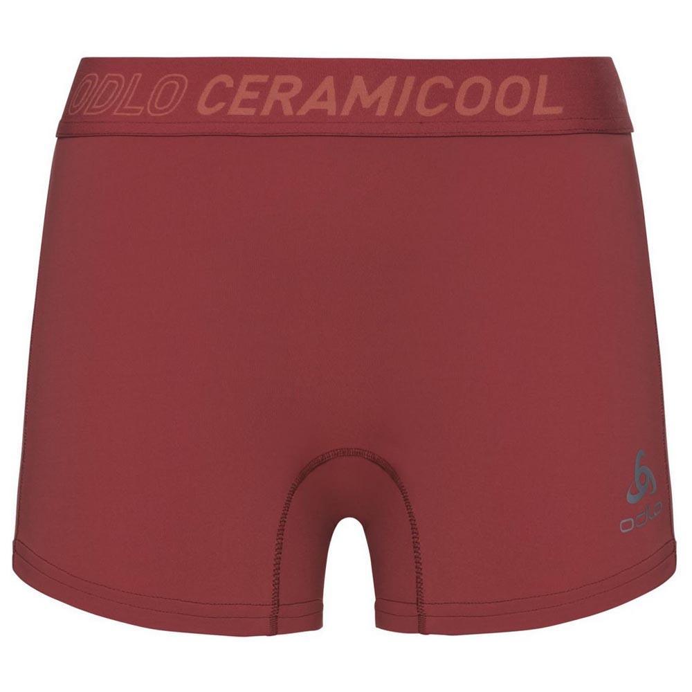 Odlo Ceramicool Pro Panty XS Baked Apple
