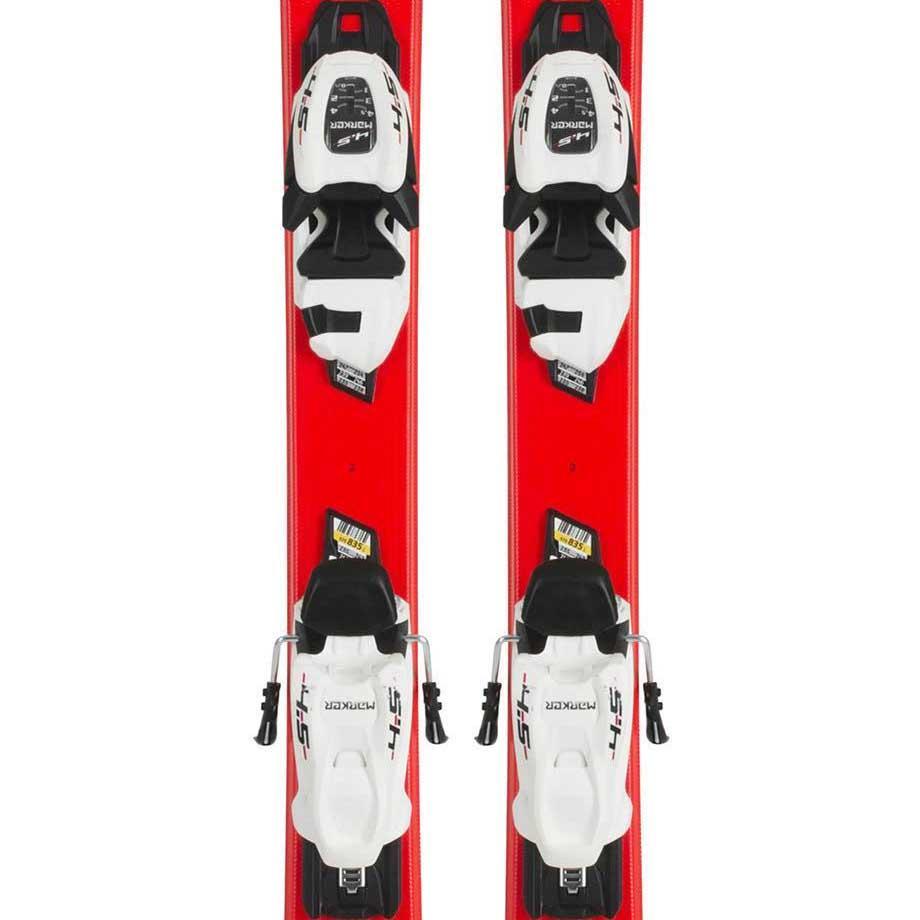 Völkl Racetiger Jr Jr Jr Vmotion+fdt 4.5 rot  Ski Völkl  skifahren  Skiausrüstung 3167c6