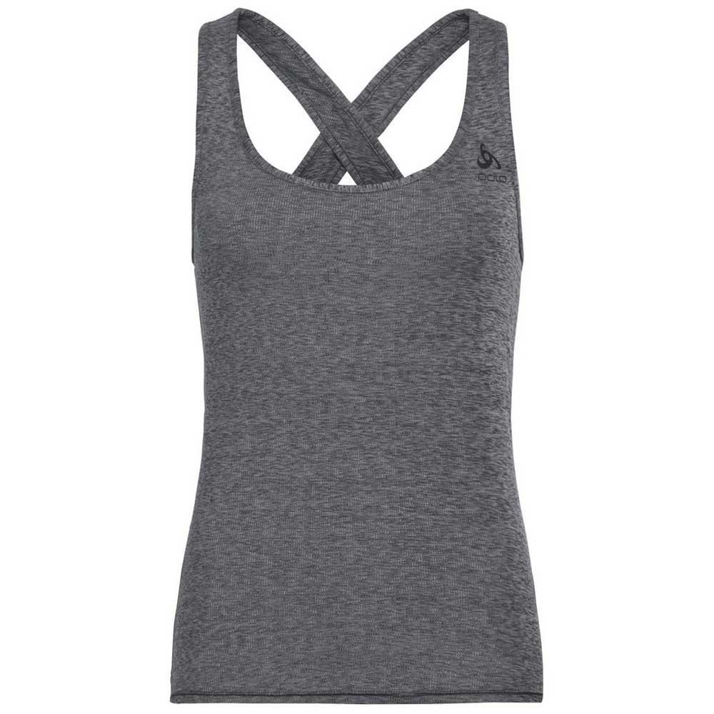 Odlo T-shirt Sans Manches Maia Ease Bl XS Odlo Graphite Melange