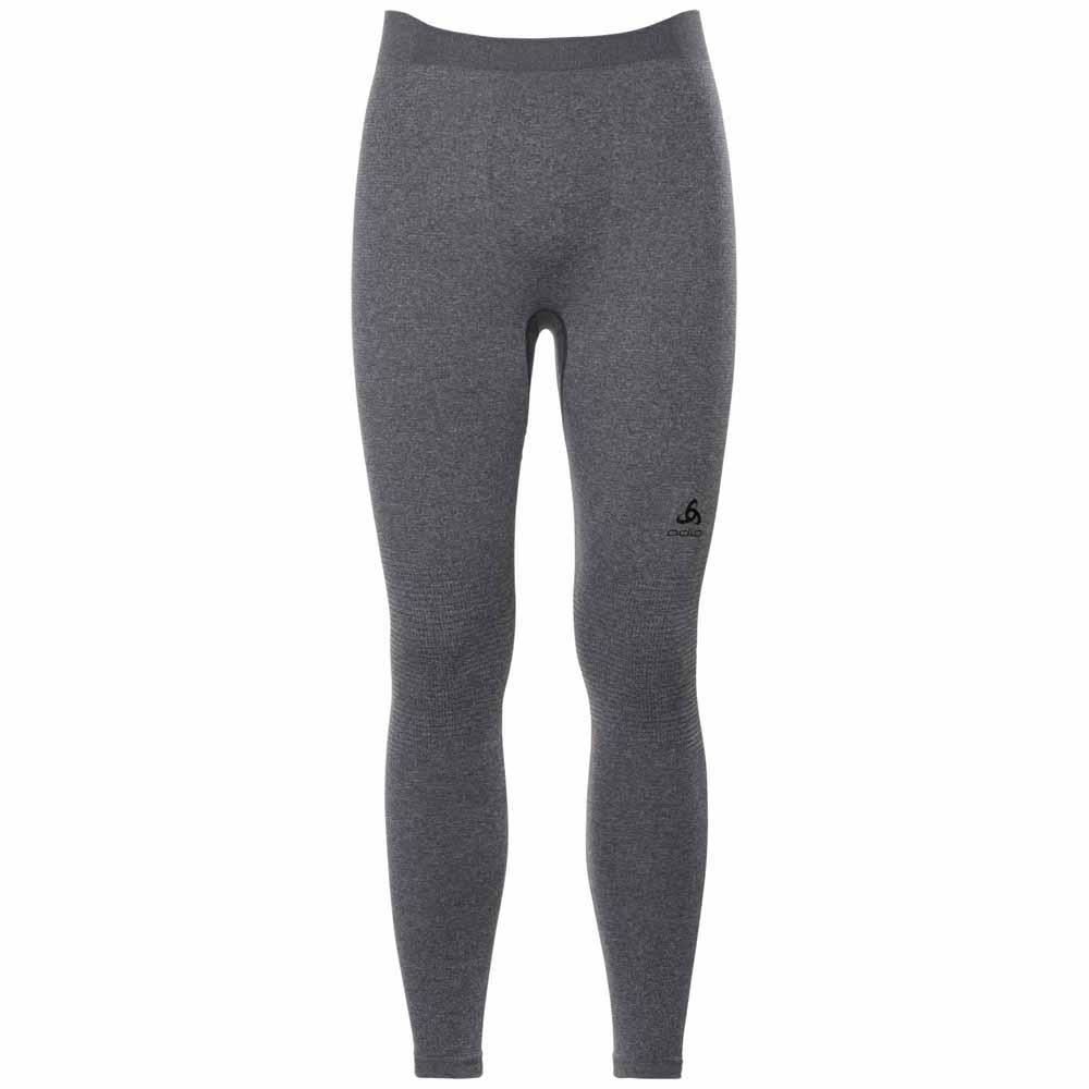Odlo Performance Warm Suw Bottom XL Grey Melange / Black