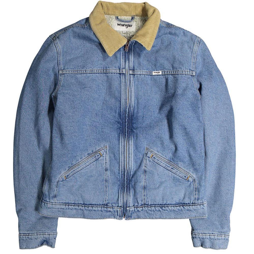 Homme Vestes Vêtements Wrangler Hawkins Multicoloured Mode q4wnYXz