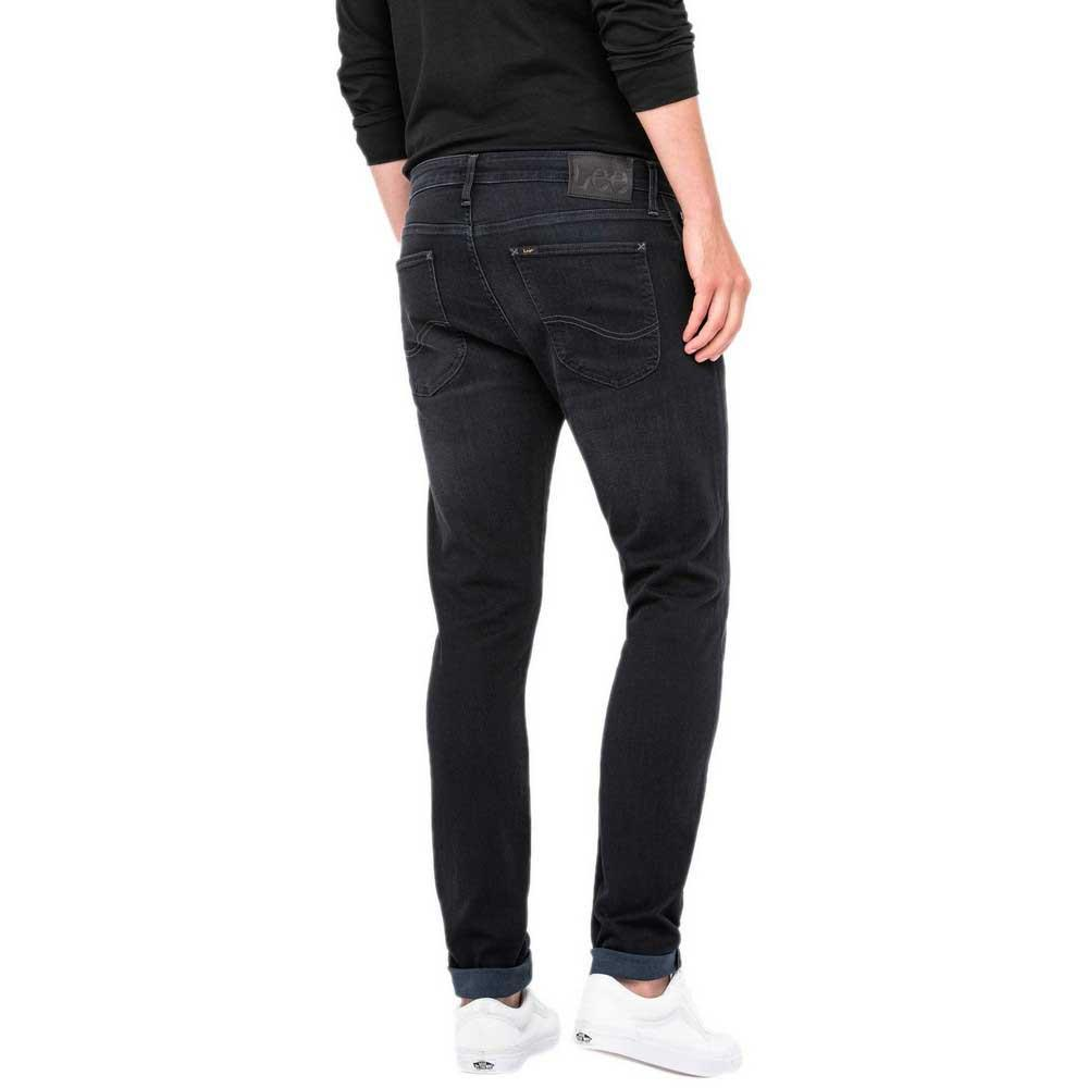 Lee-Malone-Bleu-T71708-Pantalons-Homme-Bleu-Pantalons-Lee-mode miniature 6