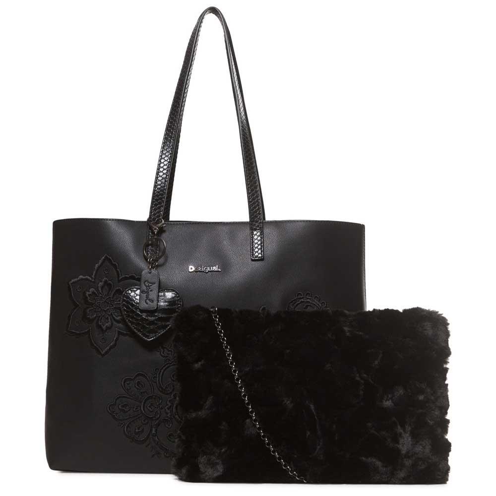 Desigual Cachemire Seattle No schwarz schwarz schwarz  Taschen Desigual  mode  Taschen e8ee48