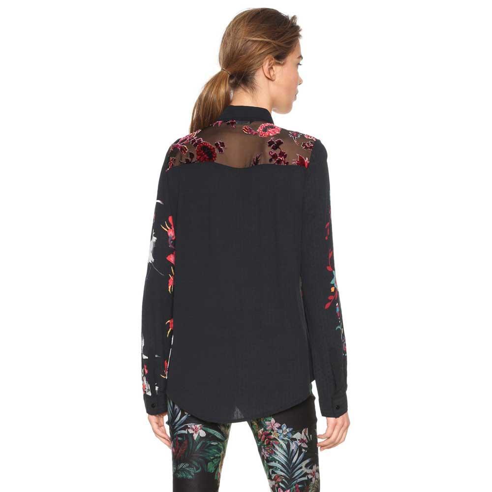 Black Magnolia Et Desigual Chemisiers Mode Chemises 15ddSqfTW