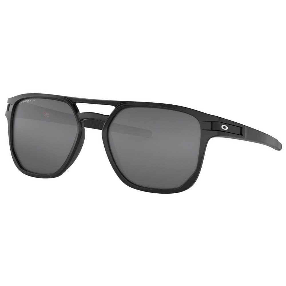 Oakley Latch Beta Polarized Prizm Black Polarized/Cat3 Matte Black