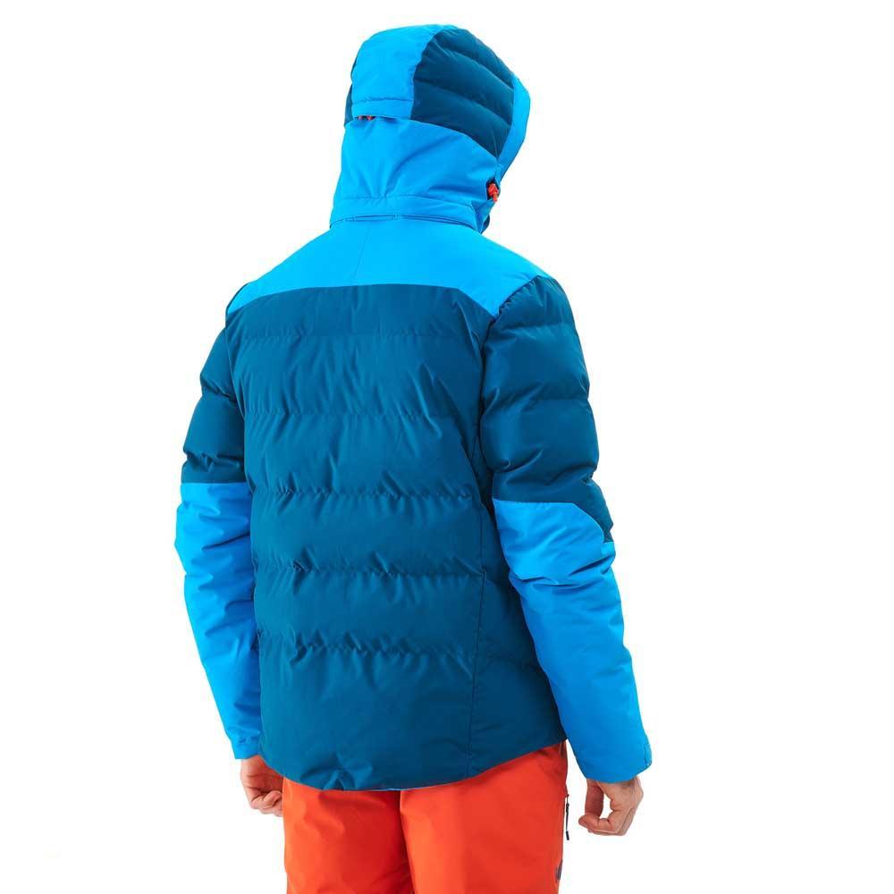 Homme Bleu Vestes Peak Ebay Vêtements Ski Millet Robson Qfzyry