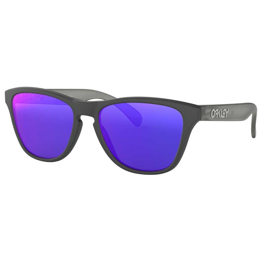 Oakley Frogskins Xs Youth Positive Red Iridium/Cat3 Matte Carbon