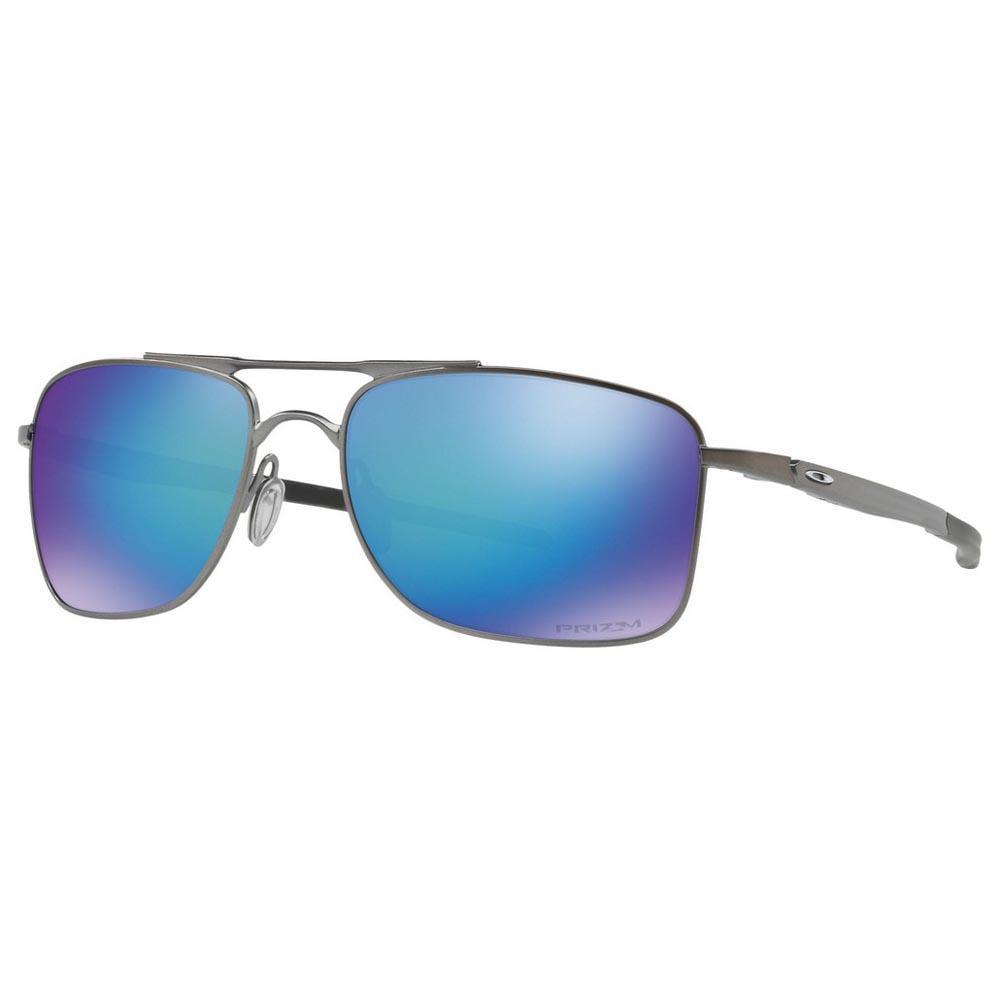 Oakley Gauge 8 M Polarized Prizm Sapphire Polarized/Cat3 Matte Gunmetal