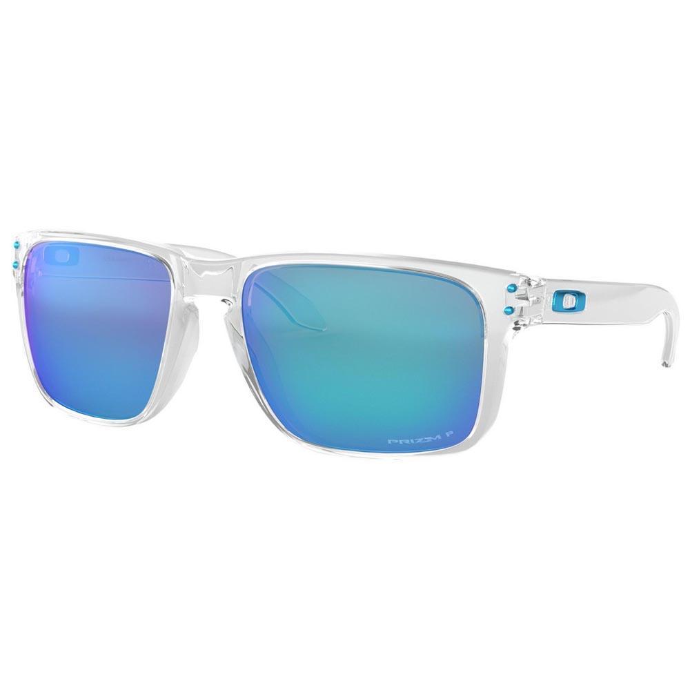 Oakley Holbrook Xl Polarized Prizm Sapphire Polarized/Cat3 Polished Clear