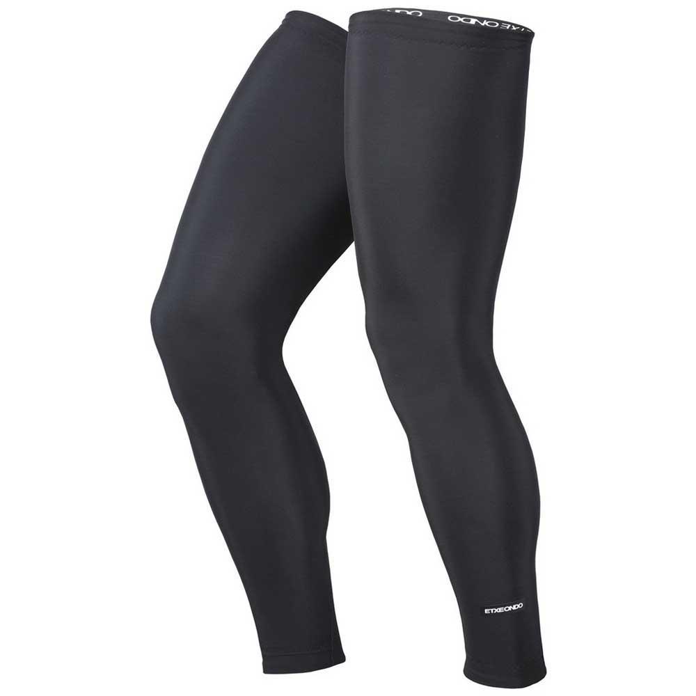Etxeondo Ibai Leg Warmer XXS-XS Black