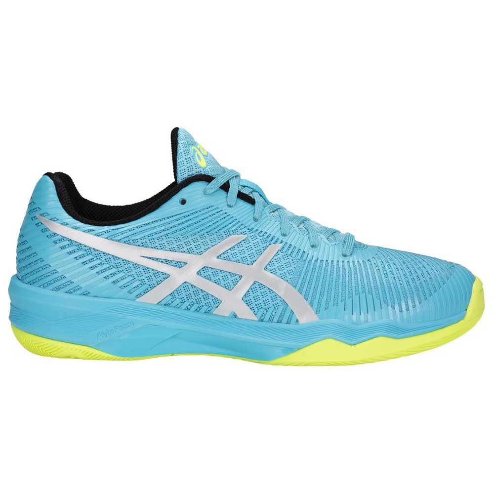 Asics Volley Elite Ff EU 42 1/2 Indigo Blue / Amber