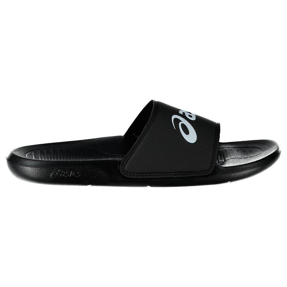 Asics Tongs Sandal EU 41 1/2 Black / Black / Grey