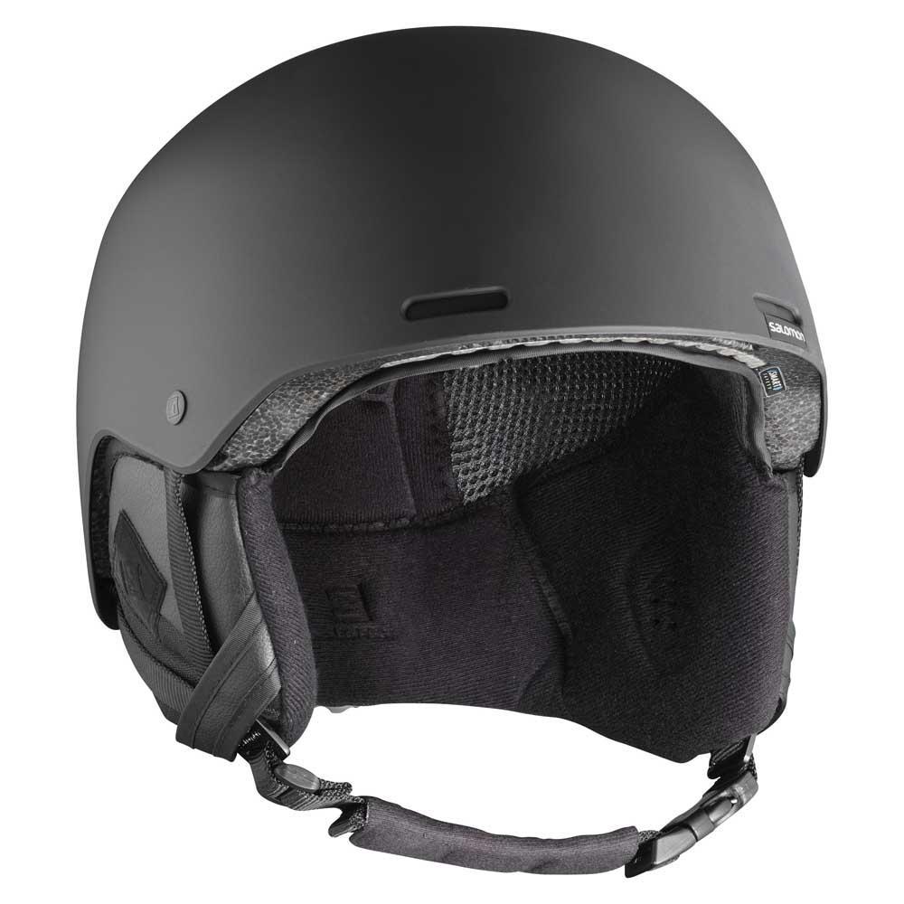 Salomon Brigade Plus Audio Helmet XL All Black