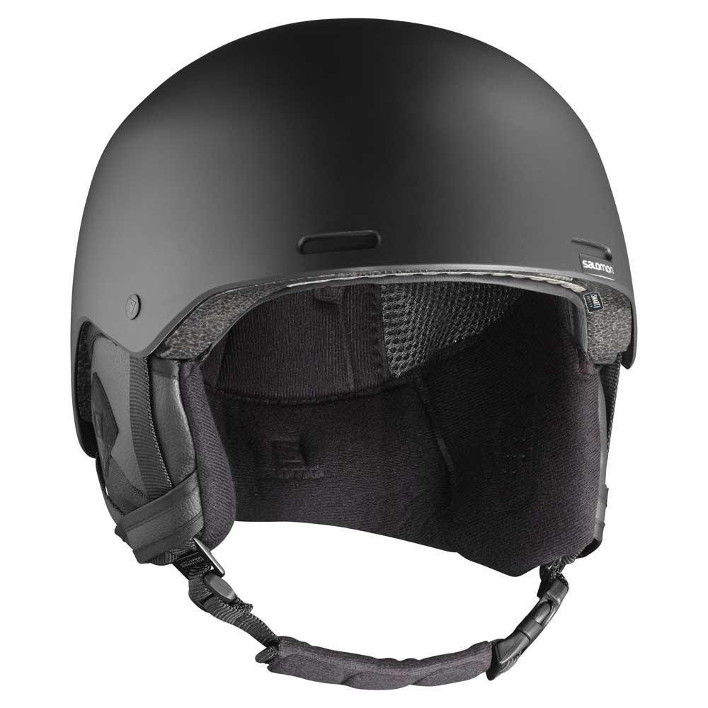 Salomon Brigade Plus Helmet XL All Black