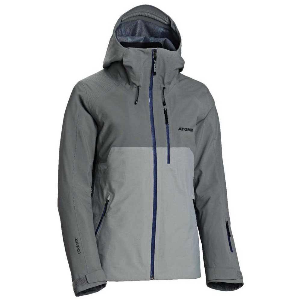 Atomic Revent 3l Goretex Jacket XS Light Grey