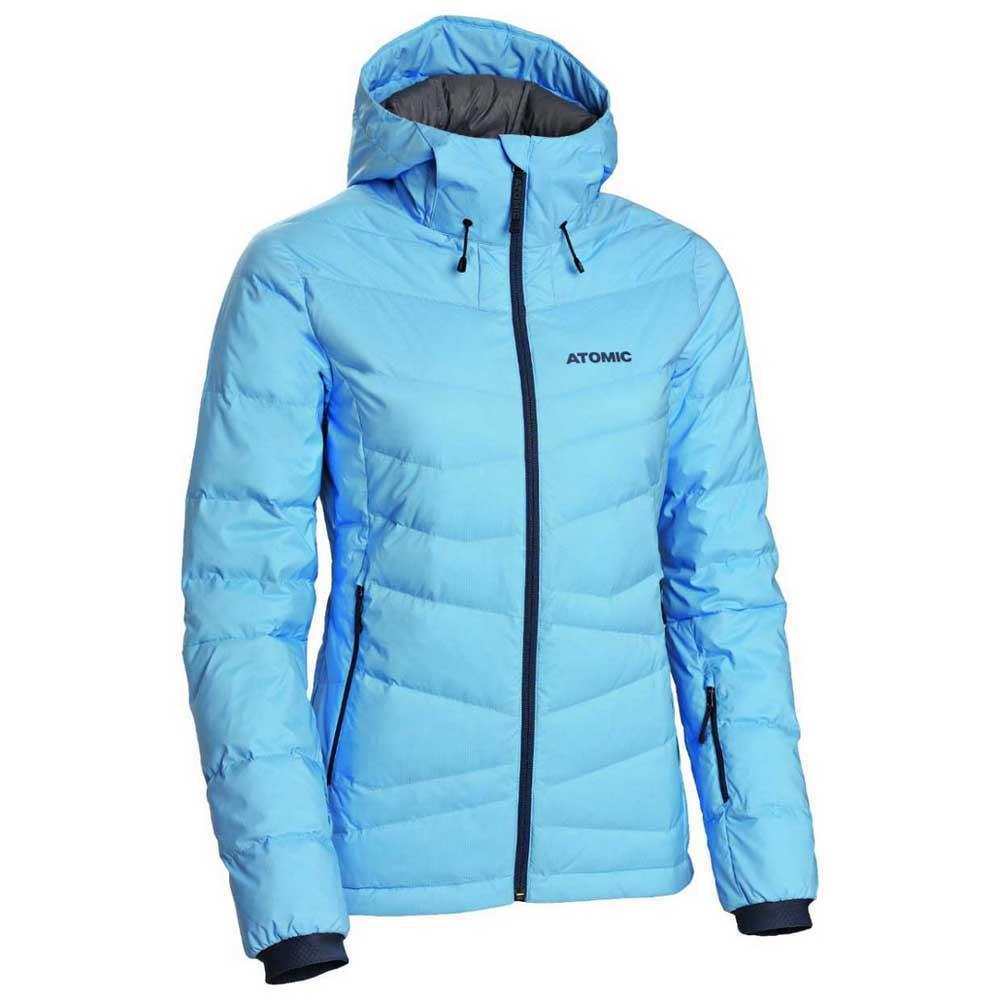 Atomic W Ridgeline Hybrid Down Insulator Jacket XS Light Blue