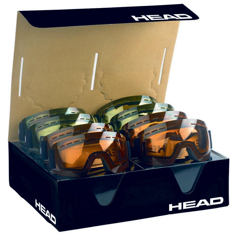 Head Solar Storm 8 Units One Size Multi