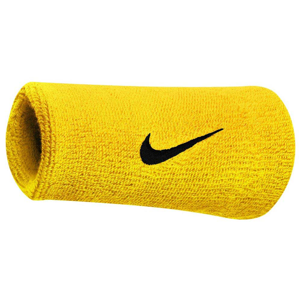 Nike Accessories Swoosh Doublewide Wristbands One Size