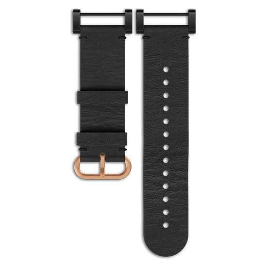 Suunto Bracelet Cuir Essential One Size Black