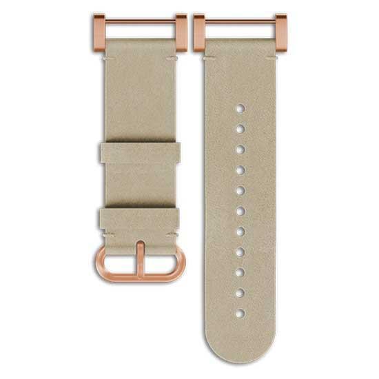 Suunto Bracelet Cuir Essential One Size White