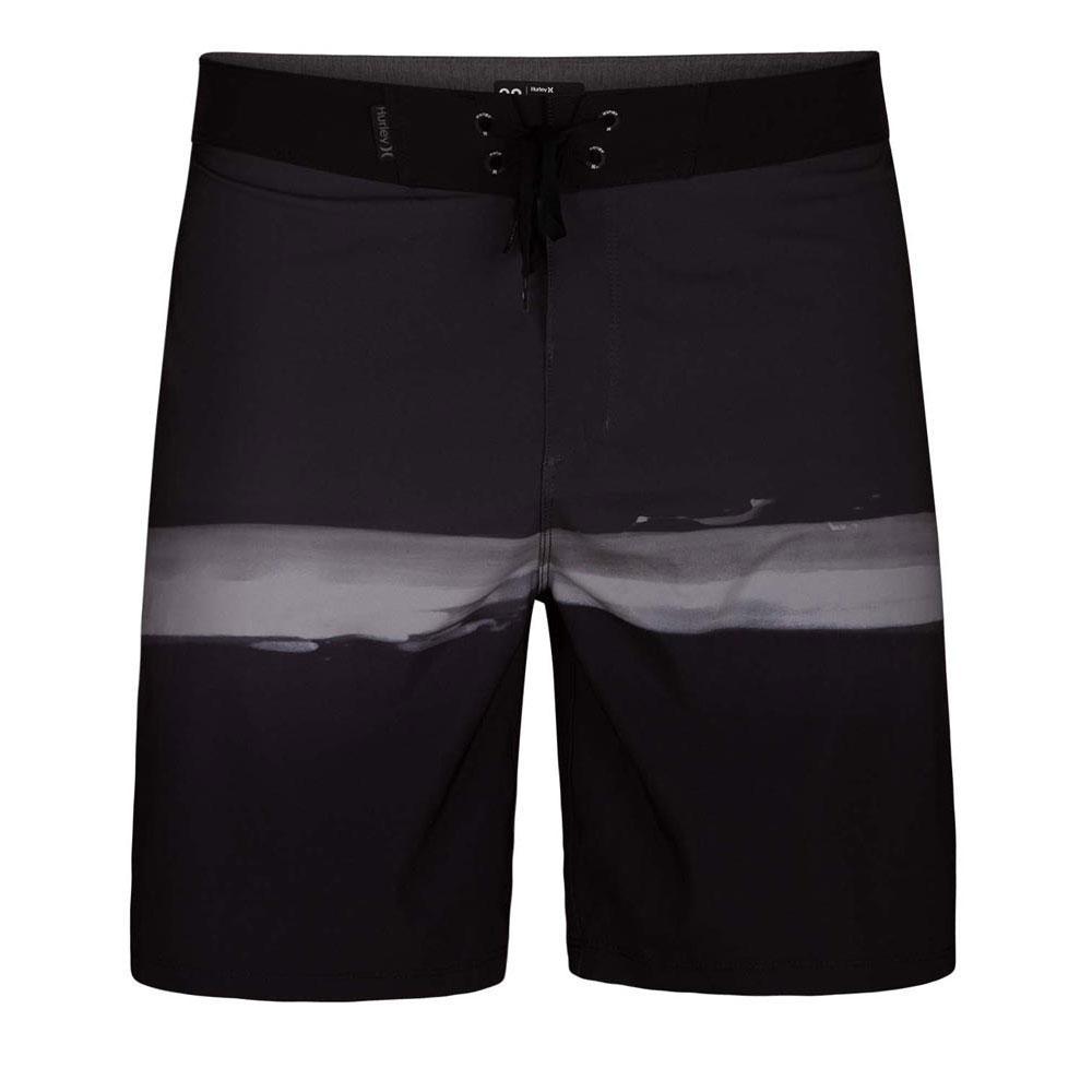 Hurley-Phantom-Pure-Glass-18-Nero-Costumi-da-bagno-Hurley-sport