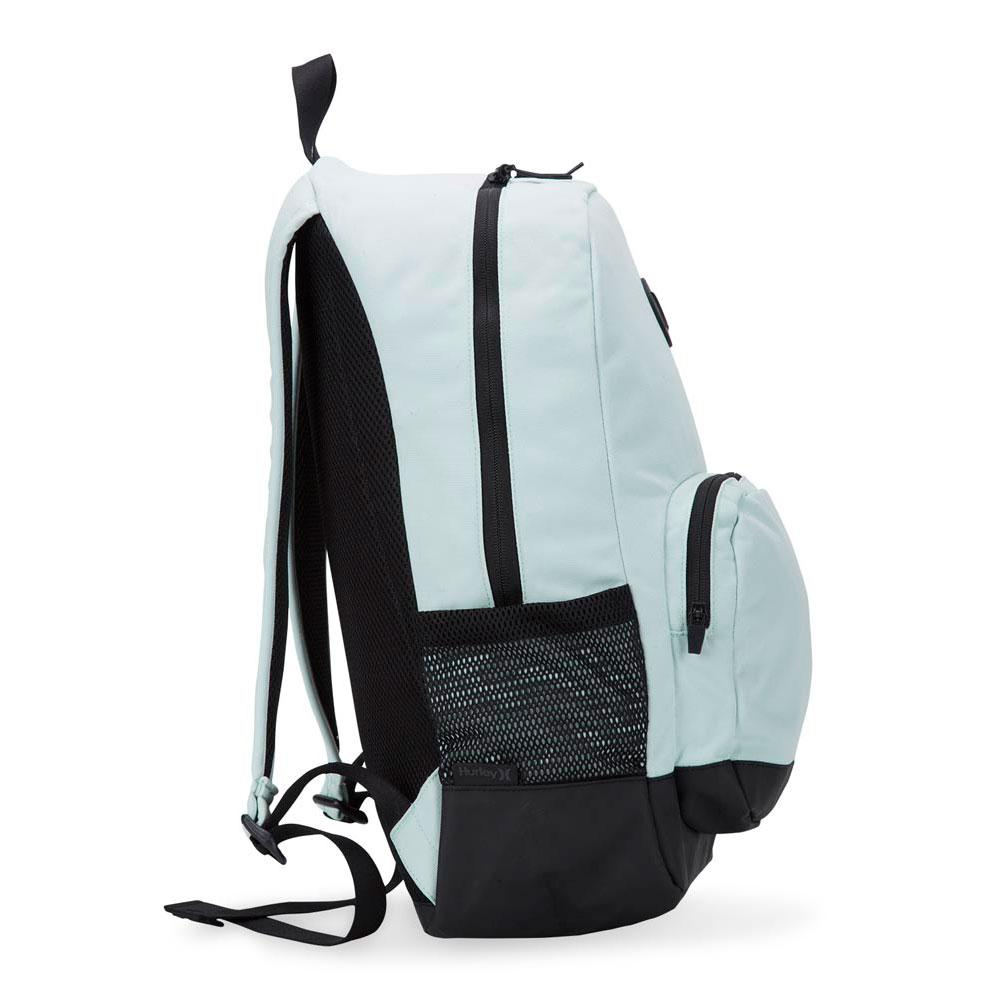 Hurley-Seige-Solid-Backpack-21l-Negro-Unisex-One-Size