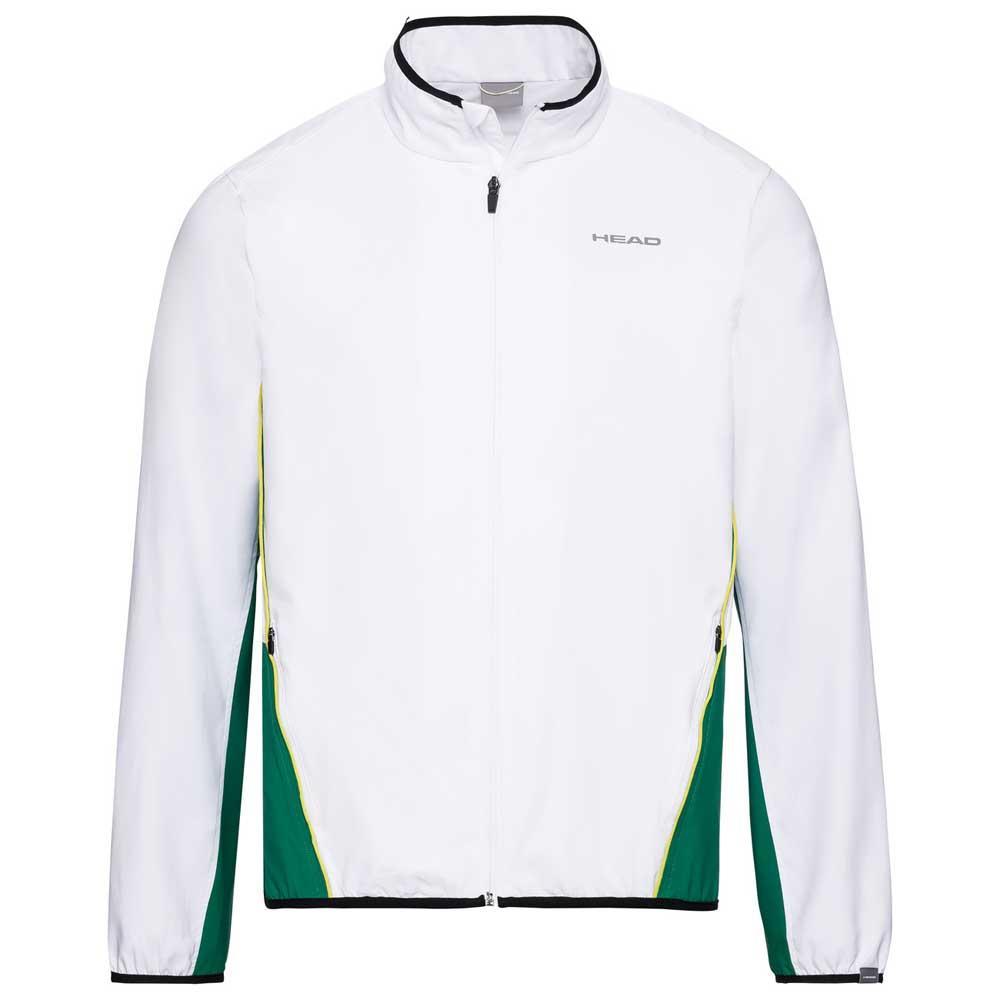 Head Racket Veste Club L White / Green