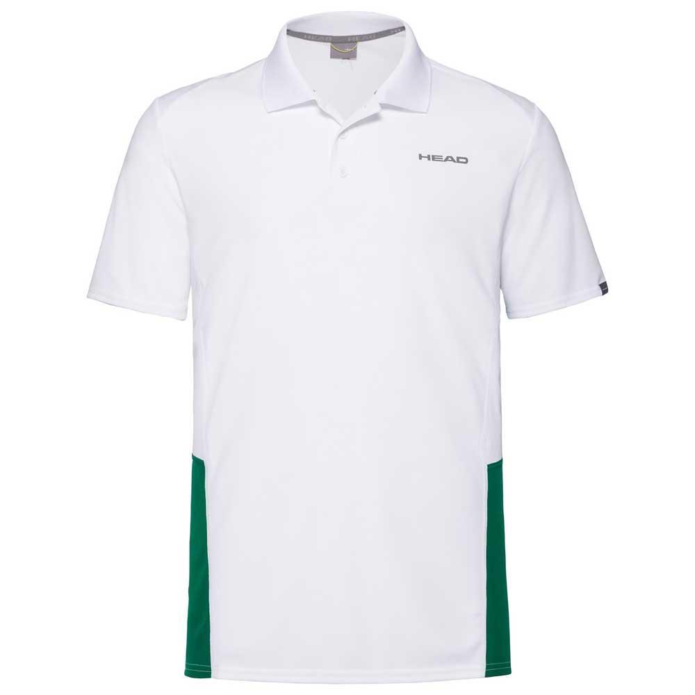Head Racket Club Tech L White / Green