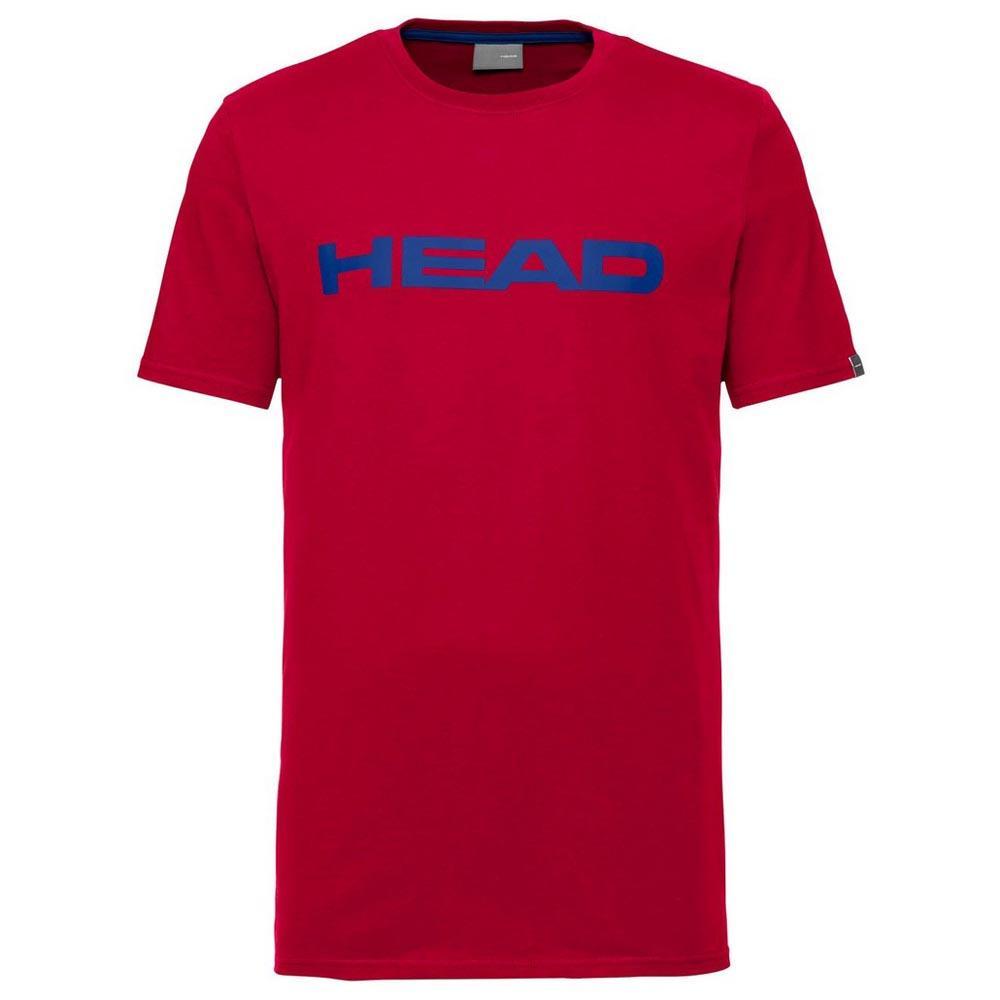 Head Racket T-shirt Manche Courte Club Ivan 140 cm Red / Royal