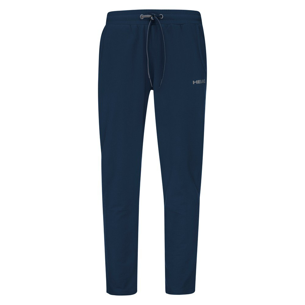 Head Racket Pantalon Longue Club Byron 140 cm Dark Blue / White