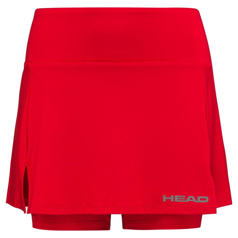 Head Racket Club Basic Jupe 140 cm Red