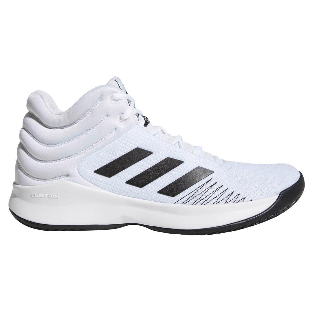 Adidas Pro Spark, /3 Blanco Blanco Spark, Unisex /3 Spark, 9726f1 org.nom 80a662