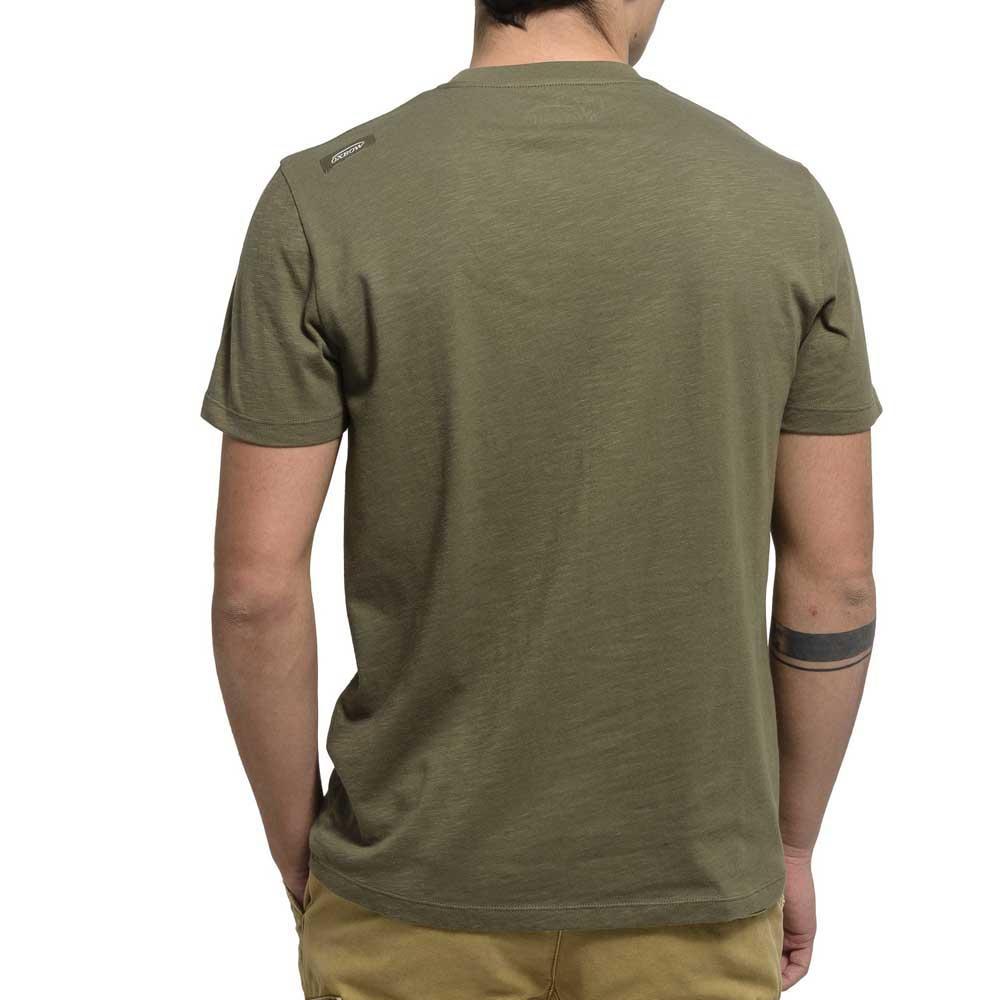 Oxbow-Tarask-Dark-Kaki-Camisetas-Oxbow-moda-Ropa-hombre
