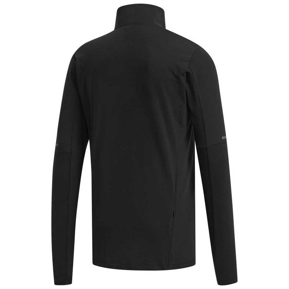 Adidas-Supernova-Half-Zip-Negro-Camisetas-adidas-running-Ropa-hombre