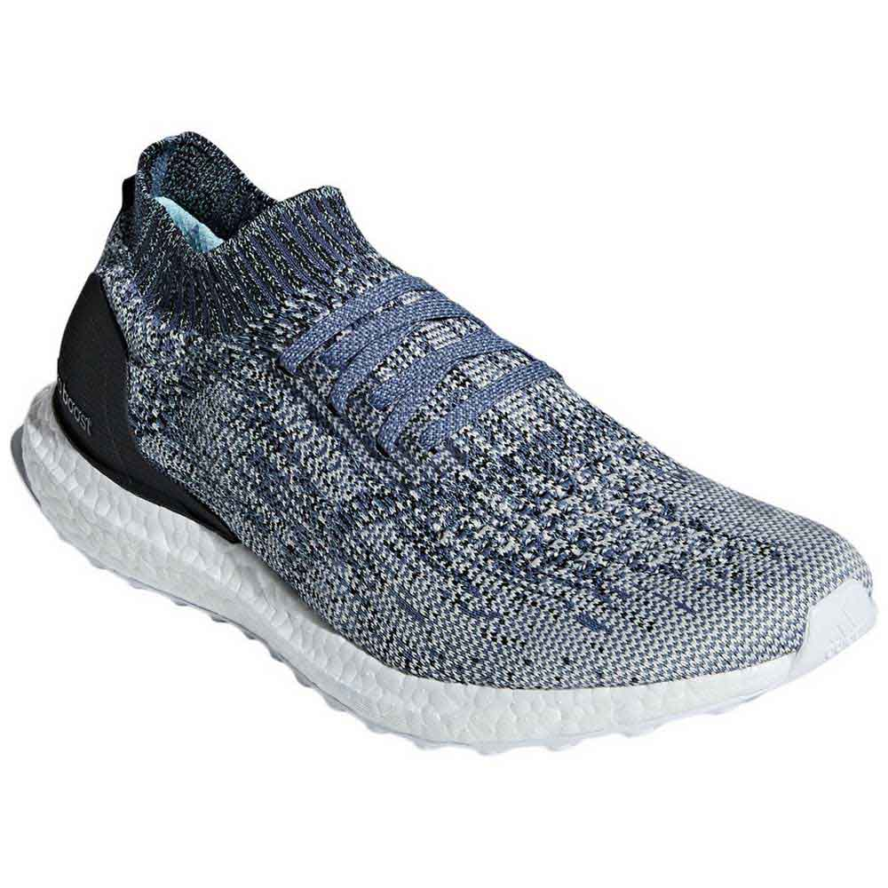 info for 211a5 53e30 Adidas-Ultraboost-Uncaged-Parley-Raw-Grey-Chalk-Pearl-