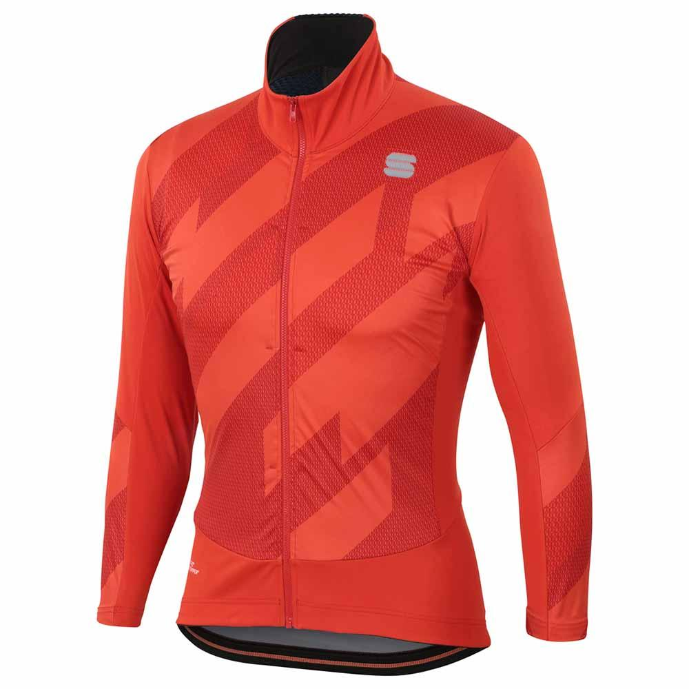 Sportful Attitude Fire Red / Red , , , Vestes Sportful , cyclisme , VêteHommes ts Homme 775702