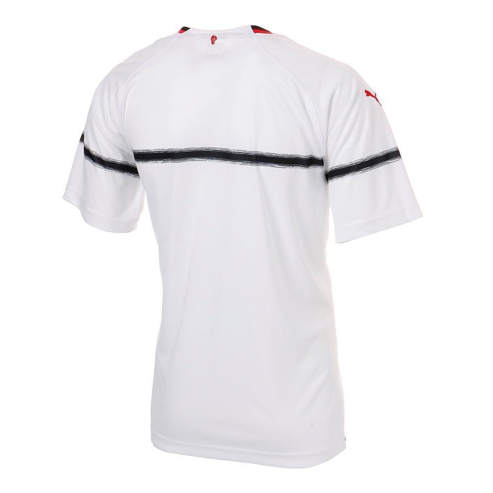 febcc5e040fa7 Puma Ac Milan Replica Away Jersey Puma White   Tango Red