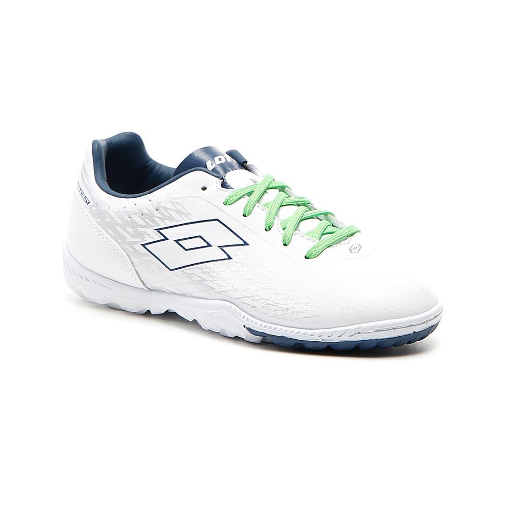 Lotto Solista 700 Tf Football Boots EU 38 White / Blue
