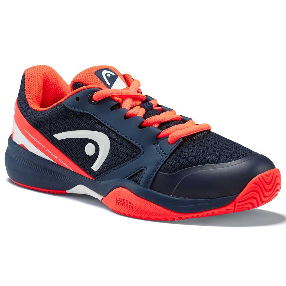 Head Racket Sprint 2.5 EU 32 Dark Blue / Neon Red