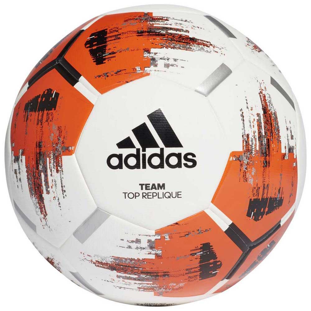 Adidas Team Top Replique 4 White / Orange / Black / Metal Ice