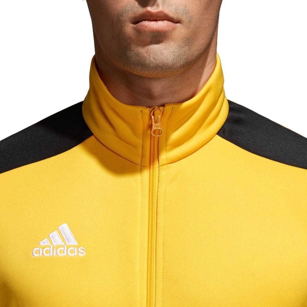 Détails sur Adidas Resita Pes 18 Jaune T28069 Vestes Homme Jaune , Vestes adidas , football