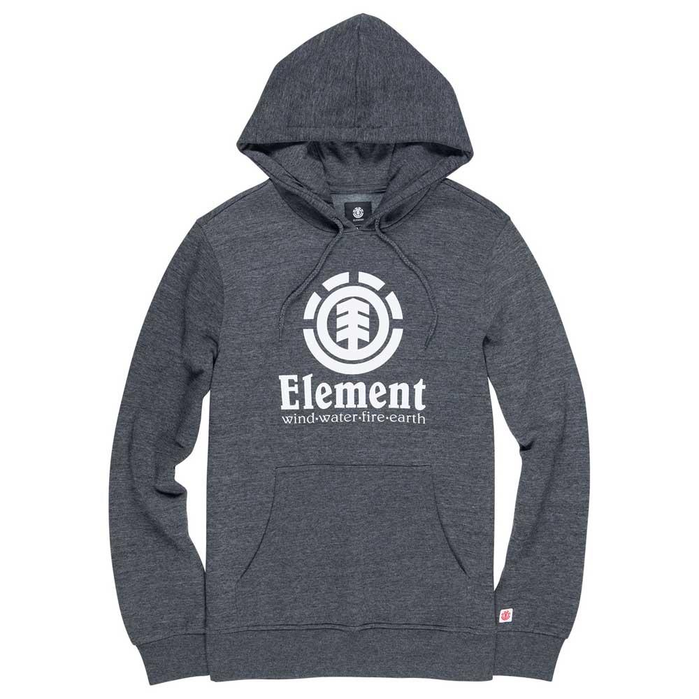 Element Vertical Hood XS Charcoal Heather