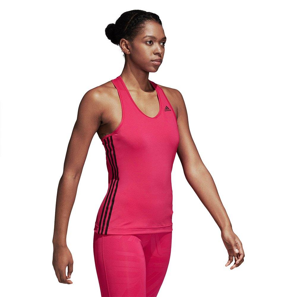 ce8f5449fbd Adidas-Design-2-Move-3-Stripes-Rosa-Camisetas-