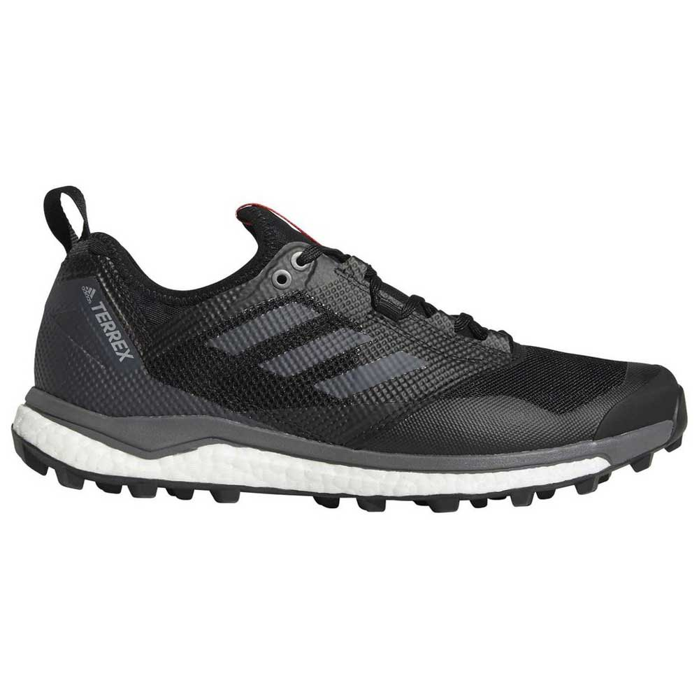 Adidas Terrex Agravic Xt EU 44 2/3 Core Black / Grey Five / Hi Res Red