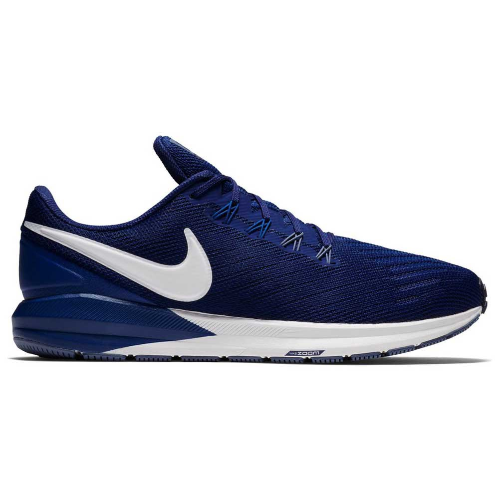Nike Air Zoom Structure 22 (AA1636) blue void/gym blue/diffused blue/vast grey