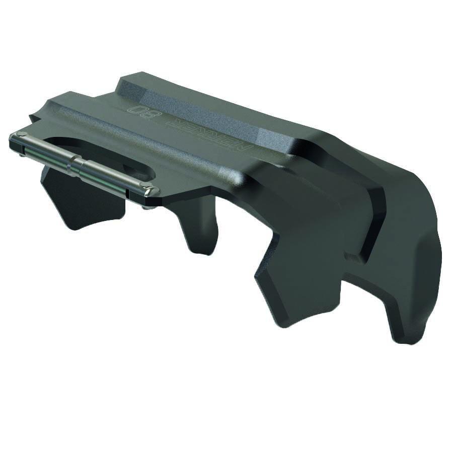 Marker Crampon Pintech 80 80 mm Black