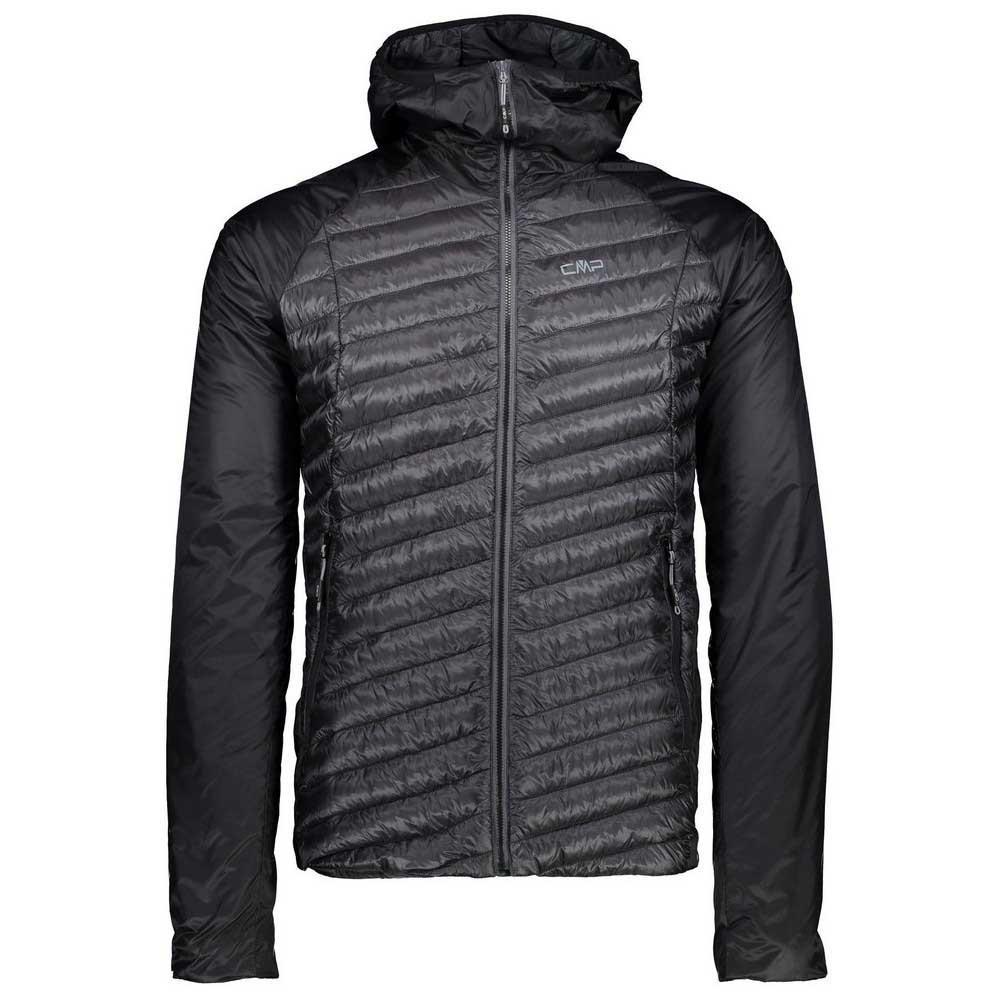Cmp Zip Hood Jacket XL Antracite